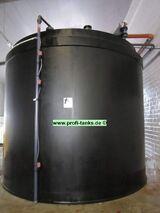 PE-Tank 25.200 L GFK Flachbodentank Chemietank AHL/ ASL-Tank