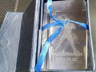 3D Glasblock Sternzeichen 'Wassermann' - Verden (Aller)