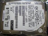 "Neuwertige Laptop - Festplatte Hitachi IC25N020ATMR04-0 (20 GB 2,5"") - Oberhaching"