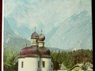Annelies u. Kurt Paul - Berchtesgadner Land von 1956 - Niederfischbach