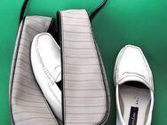 Tolle 80er Jahre SCHUH Beutel TASCHE Sport Sneaker Schuhbag REISE - Nürnberg