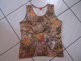 ärmelloses Olsen Shirt Gr. 36