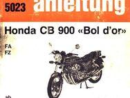 Reparaturanleitung Honda CB 900 Boldor ab 1978 - Bochum