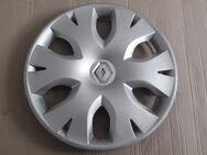 Radkappe Radzierblende Radblende Einzelradkappe für Renault Megane 2 / Renault Megane Grandtour / Renault Megane 2 Coupe-Cabrio / Renault Scenic 2 15 Zoll 1 Stück Sehr guter Zustand - Bochum