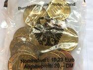 Euro Münzen Starter-Kit 2002 G&J - Herne Baukau