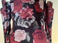Blumen Bluse von Vestino, Gr.36 - Kaltenkirchen Zentrum