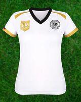 Hier biete ich ein Original DFB-Fan-Shirts für Damen an* Gr. L* Neu * OVP*