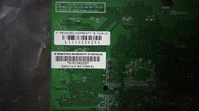 Geforce 2 MX Grafikkarte - Plettenberg Zentrum