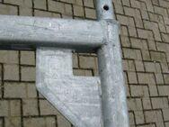 TOP! Layher Gerüst Fassadengerüst Blitz 70 gebrauchtes Gerüst - Hattersheim (Main) Zentrum