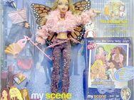 Barbie Myscene Puppe mit viel Zubehör, DVD Neu&OVP + Handtasche - Neuenkirchen (Nordrhein-Westfalen)