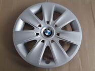Radkappe Radzierblende Radblende Einzelradkappe für BMW E90 / BMW E91 Touring / BMW E92 Coupe / BMW E93 Cabrio 16 Zoll 1 Stück Sehr guter Zustand - Bochum