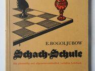 E. Bogoljubow. Schach-Schule. Ein allgemeinverständlich verfaßtes Lehrbuch für die deutsche Jugend - Königsbach-Stein