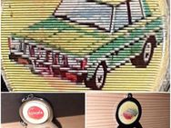 Toyota Oldtimer Corona Souvenir Flaschenöffner mit Wackelbild 2D Vintage Schlüsselanhänger Vintage - Nürnberg