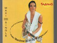 Nena - Manchmal Ist Ein Tag Ein Ganzes Leben - Maxi CD - Nürnberg