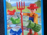 Playmobil 7540 Farmer and Farm Game, vollständig, 4-10 Jahre, OVP - Bornheim (Nordrhein-Westfalen)