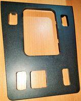 MB W202 Mittelkonsole Verkleidung 2026830000 schwarz