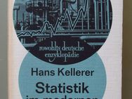Kellerer: Statistik im modernen Wirtschafts- u. Sozialleben (1971) - Münster