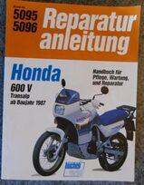 Honda 600 V Transalp Reparaturanleitung