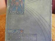 ca. 700 Sammel - Zigarettenbilder ca.1920-1945 / Rudolph Hertzog Agenda beklebt - Zeuthen