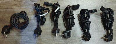 13 x Stück Kaltgerätekabel 130 cm - 180 cm Netzkabel PC,Monitor,etc. - Verden (Aller) Zentrum