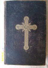 Die Heilige Schrift | Ausgabe 1890 | Ledereinband
