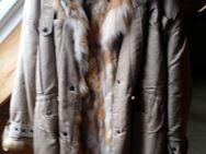 Sehr schöner Mantel gefüttert mit Fuchs - Iserlohn