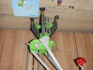 Playmobil 4470 (Hafenkran) + Playmobil 4472 (Großes Frachtschiff) - Essen