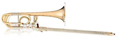 B&S MS27-L Sarastro Meistersinger Bass - Posaune. Neuware - Hagenburg