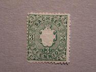 AD-Sachsen  3 Pfennig 1863-67,  MI:DE 14,Lot 662