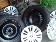 Top Preis 4 x Komplettrad 16 Zoll Stahlfelge Top Michelin Bereifung 215/55R16 nur 150 km  neuwertig - Wachtberg