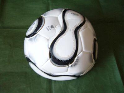 """Fussball Addidas """"TeamGeist Capitano"""" - Krefeld"""