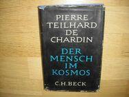 Der Mensch im Kosmos. Gebundene Ausgabe – 1959 von Pierre Teilhard De Chardin (Autor) - Rosenheim