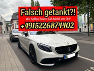 Falsch getankt in Bayreuth? Wir helfen Ihnen 24h Mobil vor Ort! - Nürnberg