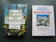Zwei große Bücher über Homöopathie - Braunschweig