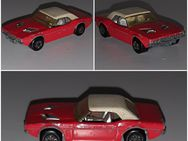 Matchbox 01C Dodge Challenger 1975 Oldtimer Modell Superfast - Nürnberg