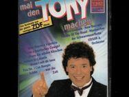 LASS DAS MAL DEN TONY MACHEN - TONY MARSHALL MC Musikkassette - Nürnberg