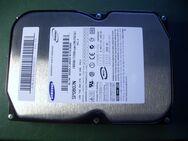 Samsung SP0802N 80 GB IDE Festplatte neuwertig 0 Stunden, 7200 U/Min - Oberhaching
