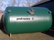 Polyestertank 21.000 L GFK-Tank Wassertank AHL/ ASL-Tank Gülletank
