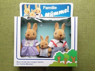 Familie Mümmel, Vinylhasen - Eckernförde