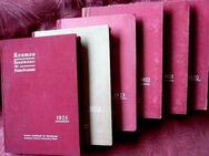 Kosmos Handweiser für Naturfreunde 6 Bände von 1920 - 1925-neuer Preis!! - Niederfischbach