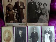 Konvolut alter Fotoportraits – ein Blick in eine andere Zeit - Niederfischbach