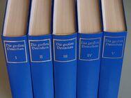 Die großen Deutschen. 5 Bände (1978) - Münster