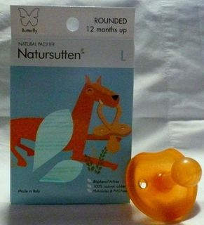 Natursutten Teether Toy - Beißring - Niederfischbach
