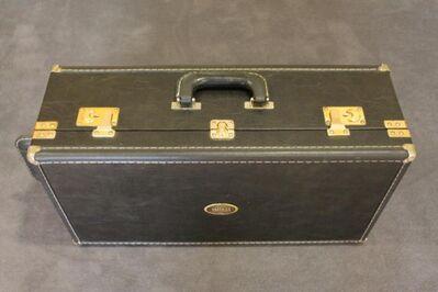 Original YAMAHA Doppelkoffer für 2 Trompeten und Zubehör - Hagenburg