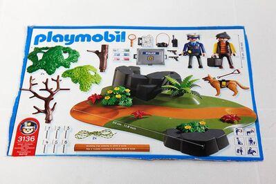Playmobil  3136 Polizei Superset Spurensicherung - Kassel