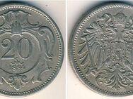 20 Heller 1894,Österreich-Ungarn,lot 223