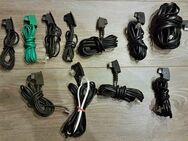 11 x Telefon Modular Kabel RJ11/RJ45 Western Stecker TAE F/N ISDN,DSL - Verden (Aller)