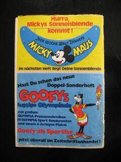 Micky Maus Nr. 29 von 1972 - Niddatal Zentrum