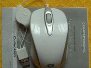 COMPUTER-MAUS_CONCEPTRONIC OPTICAL Stylish Travel Mouse - Aachen